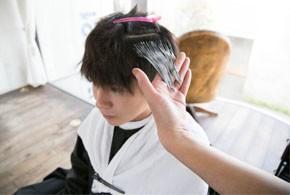 男の縮毛矯正12